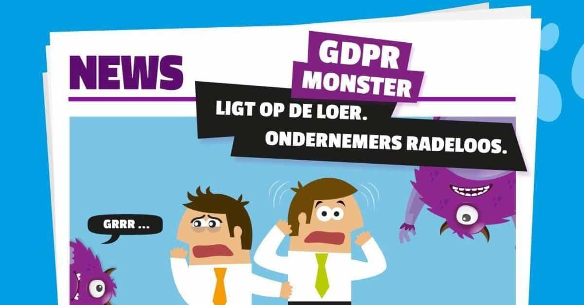 Is uw website klaar voor de nieuwe privacywetgeving? Met Dlogic wordt u GDPR-proof!